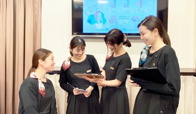 姫路メディカルクリニック ミセルクリニック姫路院のスタッフ集合写真
