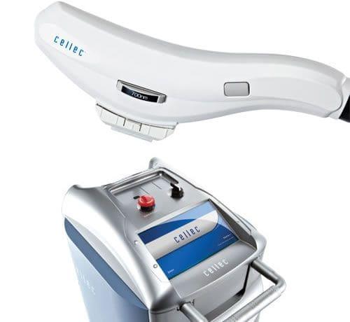 姫路メディカルクリニックで使用する光治療機器「Cellec(セレック)」