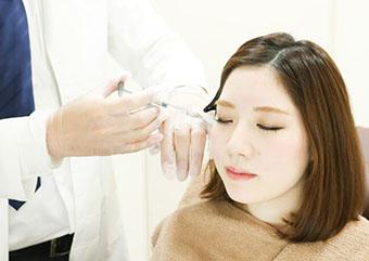姫路メディカルクリニックのシワ・たるみ治療 ヒアルロン酸画像